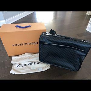 Louis Vuitton 3 hanger Garment Bag